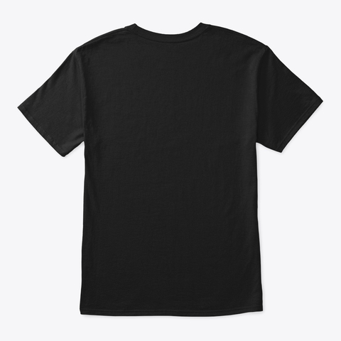 Creator  Black T-Shirt Back
